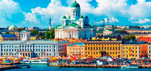 Helsinki is the capital and largest city of Finland.
